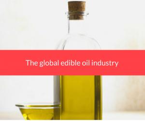 Edible oil digitization
