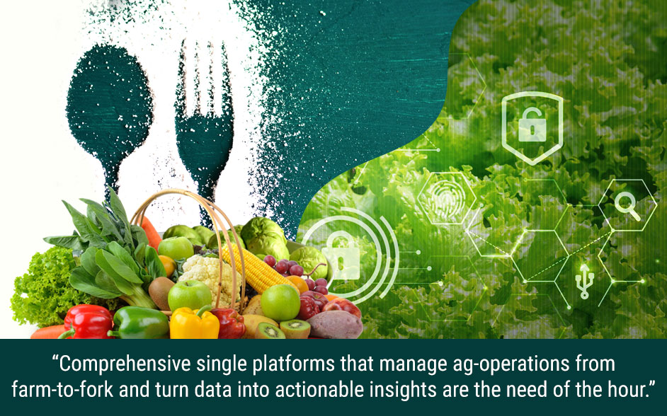 Industry 4.0 - Traceable Agri-Food Supply Chains