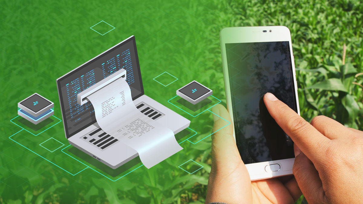 Bridging The Agricultural Data Gap
