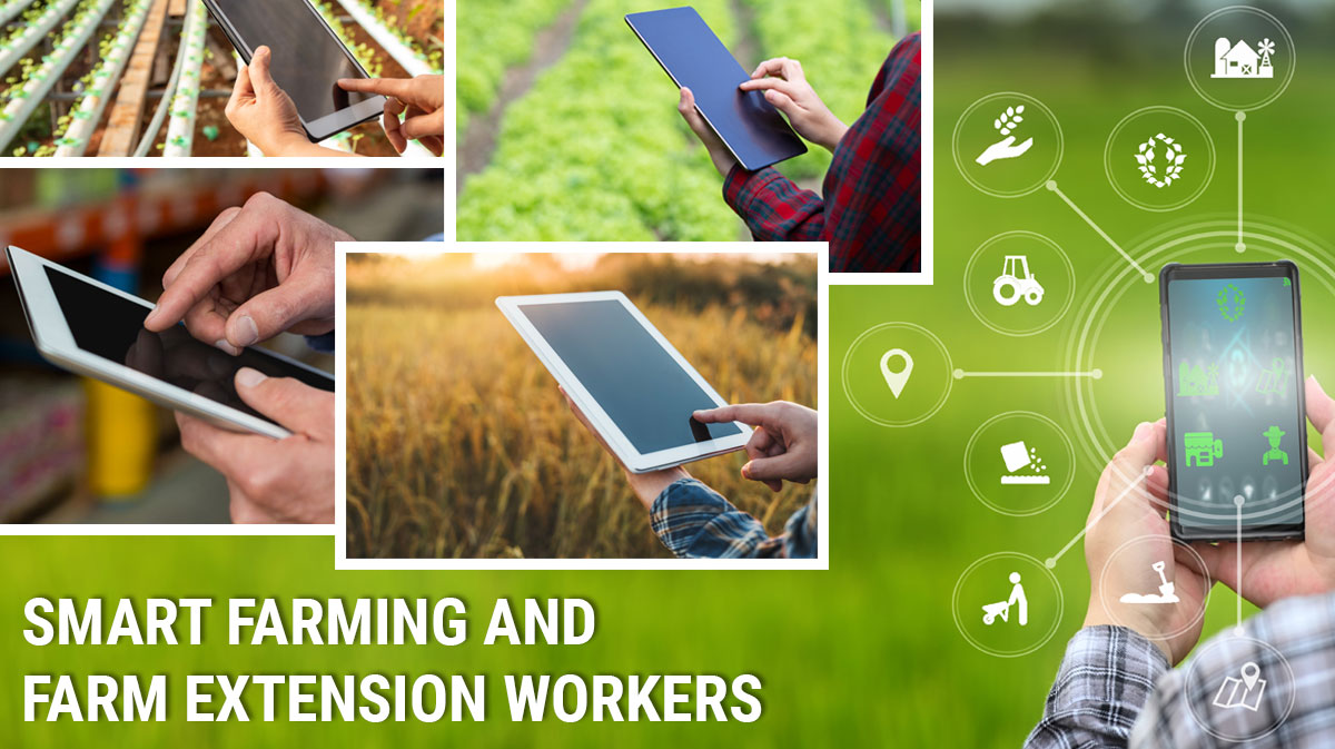 Is the smartphone empowering the farmer?
